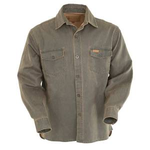 Outback Trading Arkansas Shirt Jacket - Mens