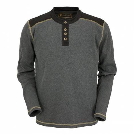 Outback Trading Pike Thermal Henley - Ladies