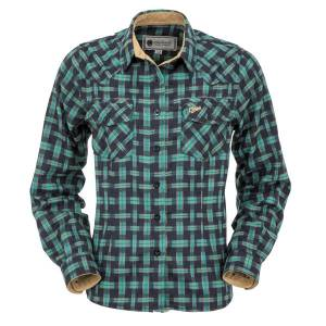 Outback Trading Tory Shirt - Ladies