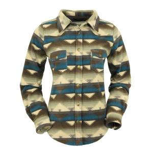 Outback Trading Essence Big Shirt - Ladies