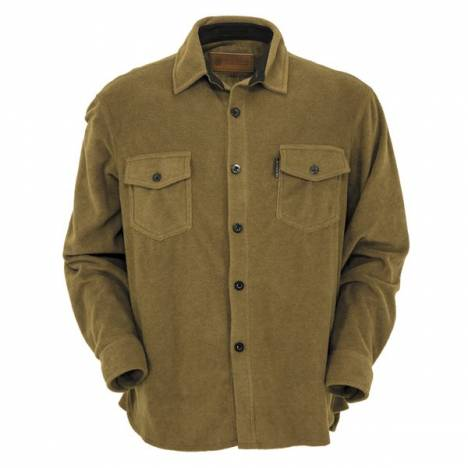 Outback Trading Solid Big Shirt - Mens