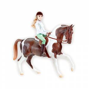 Breyer Lets Go Riding English 1787