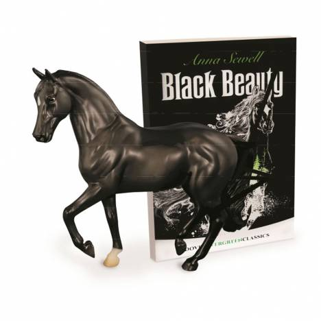 Breyer Classics Black Beauty Horse and Book Set 6178