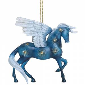 The Trail Of The Painted Ponies Night Flight Ornament