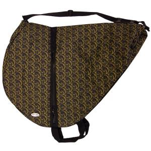 WOW Gold English Saddle Carrier