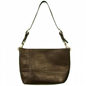 Alex All Leather Handbag
