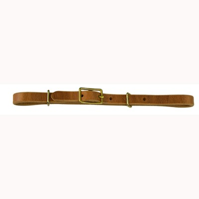 Draft Horse Harness Leather Curb Strap