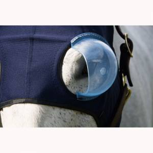 Protection Medical Horse Hood