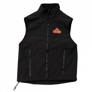 Thermafur Unisex Fleece Heating Soft Shell Vest