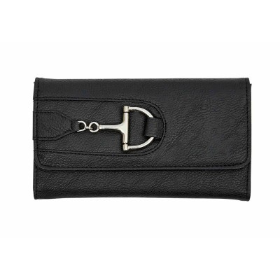 Wallet with Dee Snaffle Bit