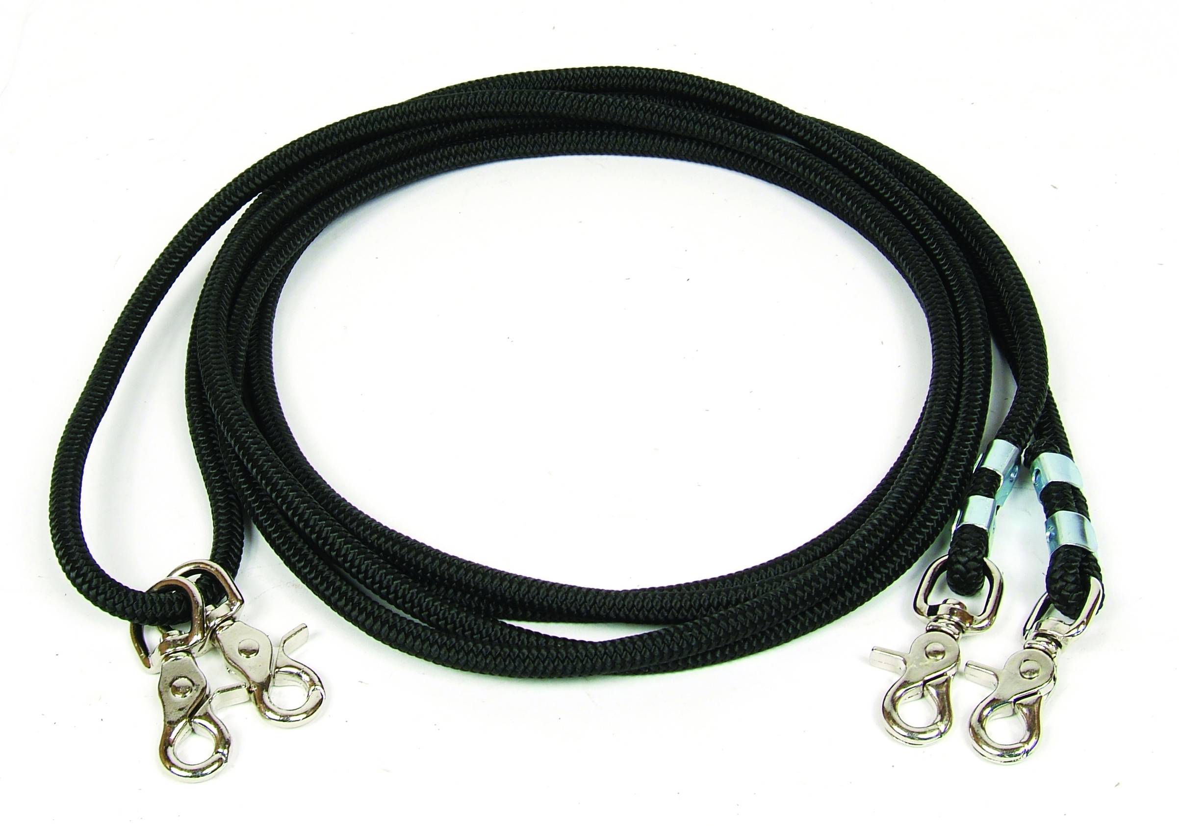 Professionals Choice Cord Rope Draw Reins
