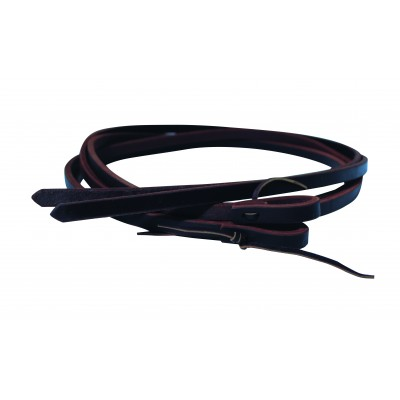 Ranchhand by Professionals Choice Heavy Oil Harness Leather Split Reins
