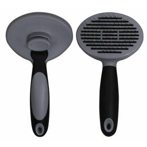 Tail Tamer Self Cleaning Brush