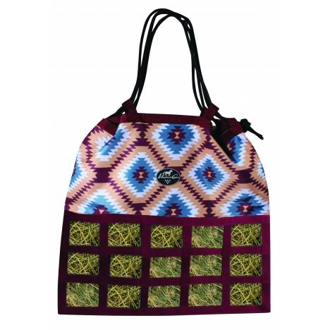Professional's Choice Scratchless Hay Bag - Aztec