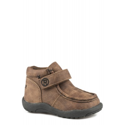 Roper Moc - Toddler - Brown