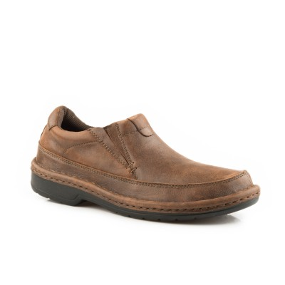 Roper Powerhouse Shoe - Mens - Brown
