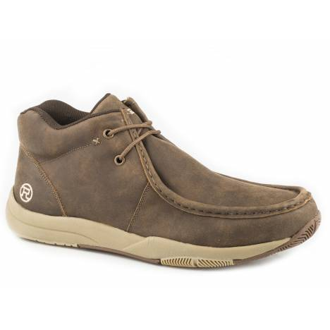 Roper Clearcut Shoe - Mens - Brown