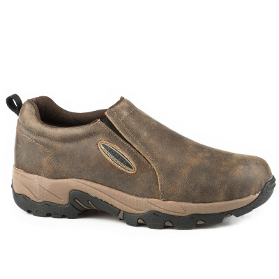 Roper Air Light - Mens - Vintage Brown