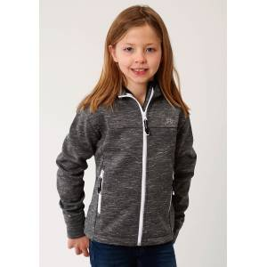 Roper Rangegear Light Weight Jacket - Girls - Cationic Teal