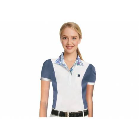 Romfh Schuyler Short Sleeve Shirt Snap- Ladies