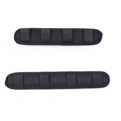 Crown & Nose Memory Cushion Set- Black