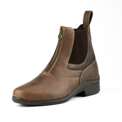 Ovation Keswick Zip Paddock - Ladies - Brown