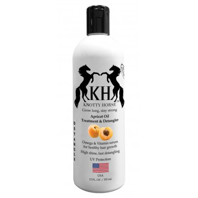 Knotty Horse Oil Treatment & Detangler
