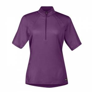 Kerrits Ladies Ice Fil Short Sleeve Solid Shirt