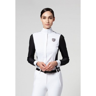 Asmar Equestrian Kate Performance Show Shirt