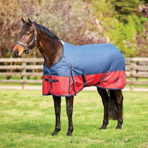 Saxon 1200D Standard Neck Lite Weight Turnout Sheet