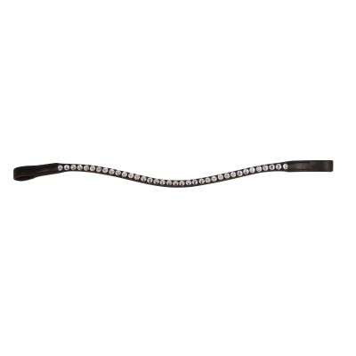 Collegiate Comfitec Crystal Replacement Browband