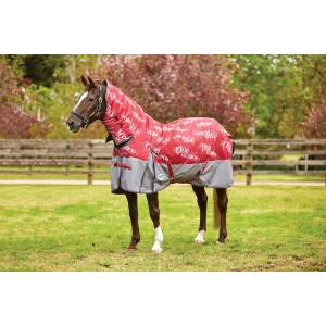 Weatherbeeta Rocky Combo Medium Weight Turn Out Blanket