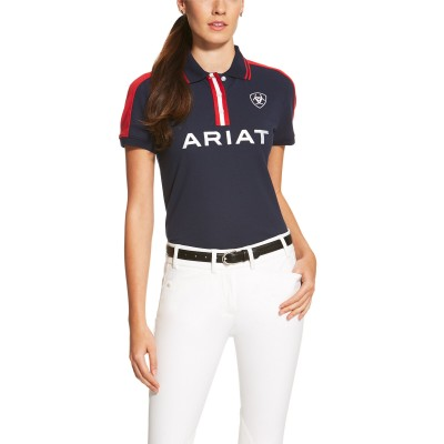 Ariat Ladies New Team Polo