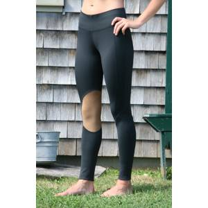Chestnut Bay Active Rider Knee Patch Tight