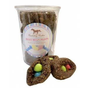Canterbury Jelly Bean Cookies Horse Treat Plops