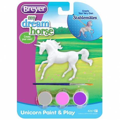 Breyer Unicorn Paint and Play 2019