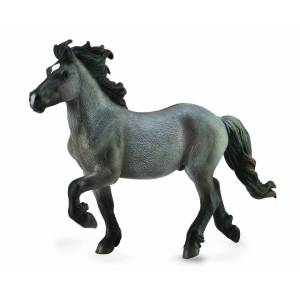 Breyer by CollectA - Blue Dun Icelandic Stallion