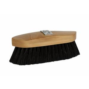 Lettia Collection Navajo Horsehair Brush Wood Back