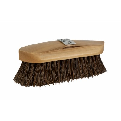 Lettia Collection Mud Brush Wood Back