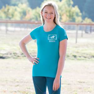 Irideon Ladies Discipline Tee - Cross Country