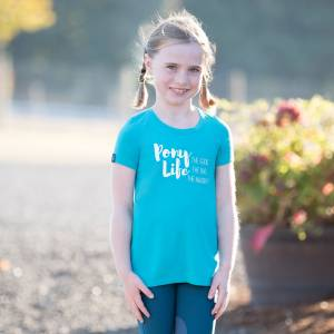 Irideon Kids Pony Life Swing Tee