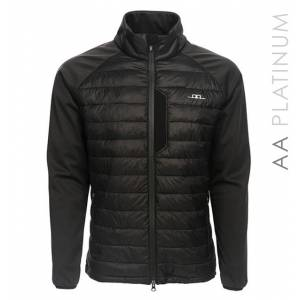 Alessandro Albanese Mens Gubbio Padded Fleece Jacket