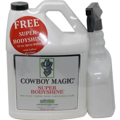 Cowboy Magic Bodyshine Wrap