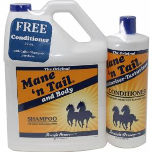 Mane 'N Tail Shampoo & Conditioner Wrap - Bundle Savings