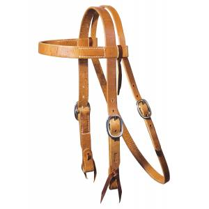 Schutz By Professionals Choice Trainer'S Snaffle Browband Headstall