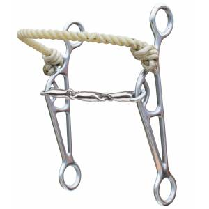 Professionals Choice Combo Three Piece Snaffle
