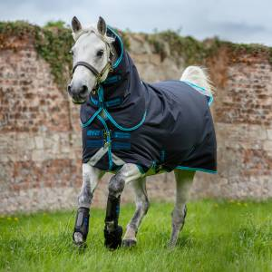 Amigo Bravo 12 Plus Pony Turnout Blanket - Medium 250G