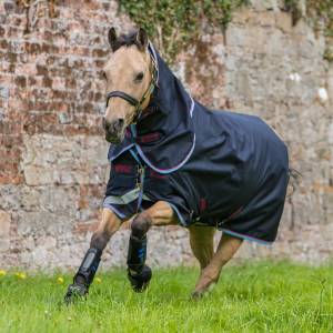 Amigo Bravo 12 Plus Pony Turnout Sheet - Light Weight