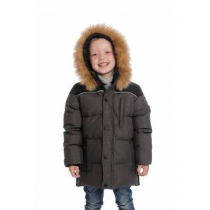 Horseware Kids Padded Parka with Removable Hood