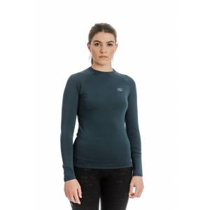 Horseware Ladies Techinical Crew Base Layer Shirt